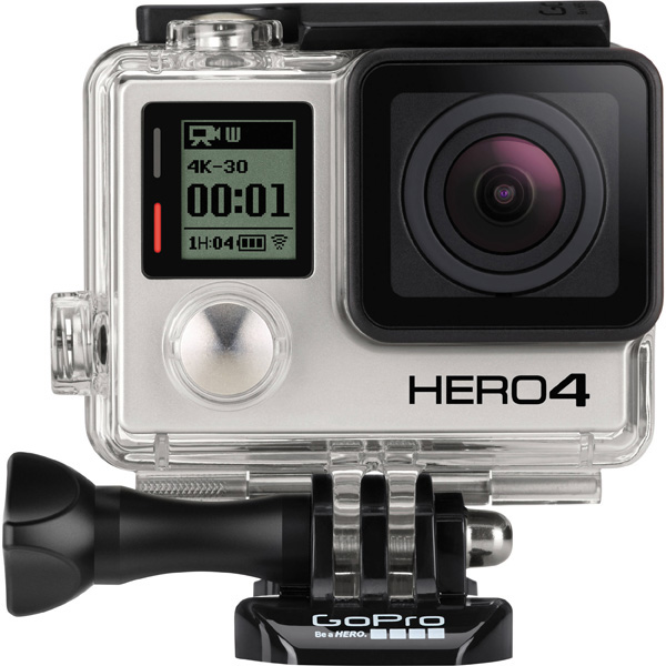 GoPro HERO4 Black 摄像机