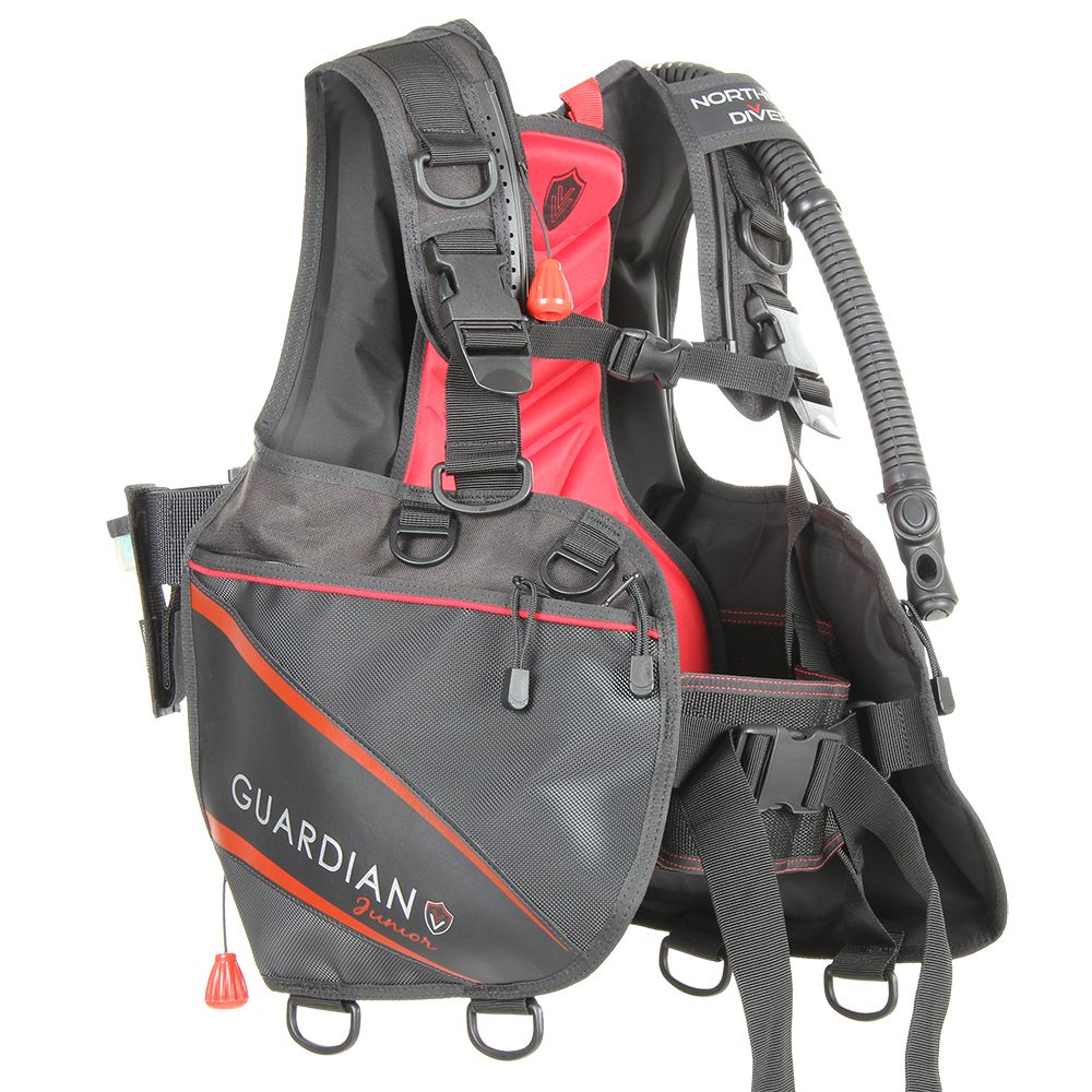Guardian Junior BCD 浮力调整装置